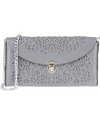MeDusa Medium Fabric Bag - Gray