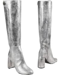 Stella McCartney Boots - Metallic