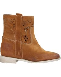 Divine Follie Ankle Boots - Brown