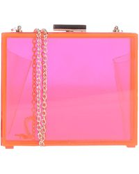 Oui, Odile! Handbag - Orange