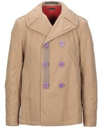 Dondup Overcoat - Natural