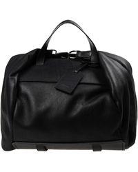 Giorgio Armani Travel & Duffel Bag - Black