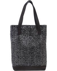 Blue Les Copains - Handbag - Lyst