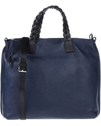 Nicoli Handbag - Blue