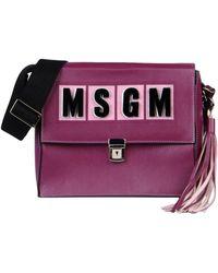 MSGM - Work Bags - Lyst