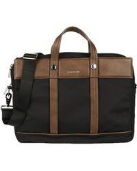 Mandarina Duck Work Bags - Black