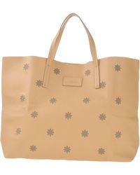 Donatella Lucchi Handbag - Natural