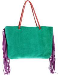 Halaby Handbag - Green