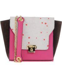 Braintropy Handbag - Natural
