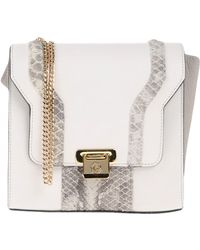 Braintropy Handbag - White