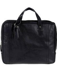 Balmain Work Bags - Black