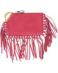 Valentino Handbag - Red