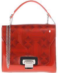 Braintropy Handbag - Red