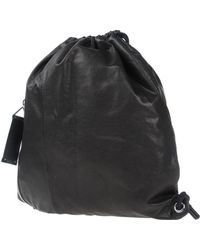 Backpacks & Bum Bags - Black