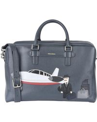 Dolce & Gabbana Luggage - Blue
