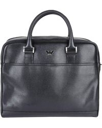 Emporio Armani - Work Bags - Lyst