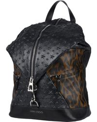 Jimmy Choo Backpacks & Fanny Packs - Black