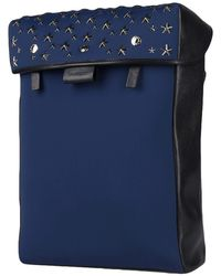 Jimmy Choo Backpacks & Fanny Packs - Blue