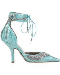 Cesare Paciotti Court Shoes - Blue
