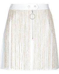Glamorous Mini Skirt - White