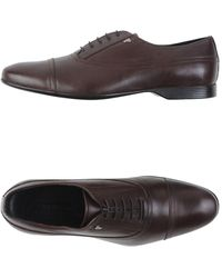 Versace Lace-up Shoe - Brown