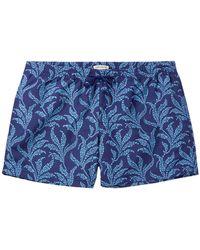 Club Monaco Swim Trunks - Blue