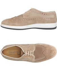 Bruno Verri Lace-up Shoe - Natural