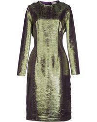 Lanvin Knee-length Dress - Green
