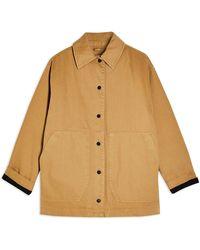 TOPSHOP Denim Outerwear - Multicolour