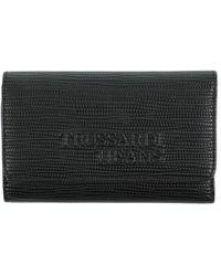 Trussardi Wallet - Black