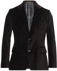 Maestrami Suit Jacket - Brown