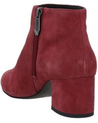 What For Ankle Boots - Red