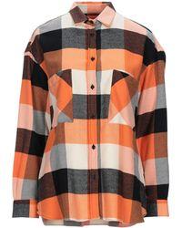 Woolrich Shirt - Orange