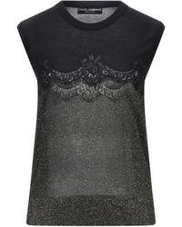 Dolce & Gabbana Jumper - Black