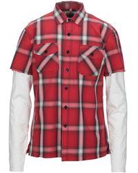 Replay Shirt - Red