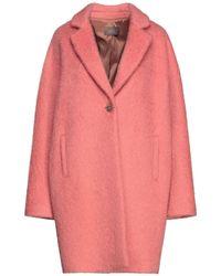 Altea Coat - Pink