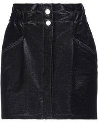 Please Midi Skirt - Black
