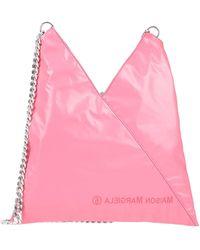 MM6 by Maison Martin Margiela Cross-body Bag - Pink