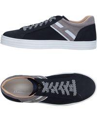 Hogan Rebel Low-tops & Sneakers - Blue