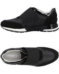 Geox Sneakers & Deportivas - Negro