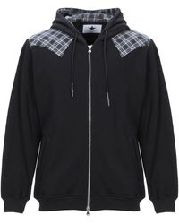 Macchia J Fmf1719 Cotton Sweatshirt - Black