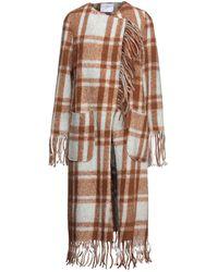 Soallure Coat - Brown