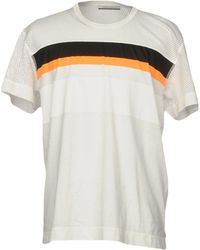Andrea Pompilio - T-shirts - Lyst