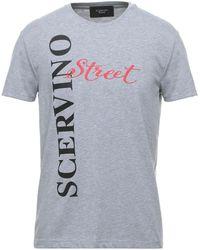 Ermanno Scervino Camiseta - Gris