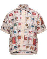 Bode Shirt - Natural