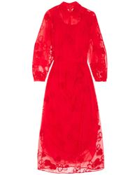 Simone Rocha - 3/4 Length Dress - Lyst