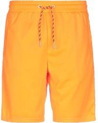 Armani Exchange Shorts & Bermudashorts - Orange