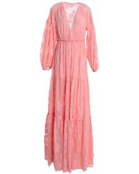 Ulla Johnson Long Dress - Pink