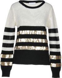 Maria Grazia Severi Sweater - White