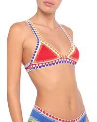 KIINI Bikini-Oberteil - Rot